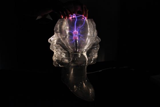 CONFUSION (Psychosomatic series)   Sensitive sculpture, 2014