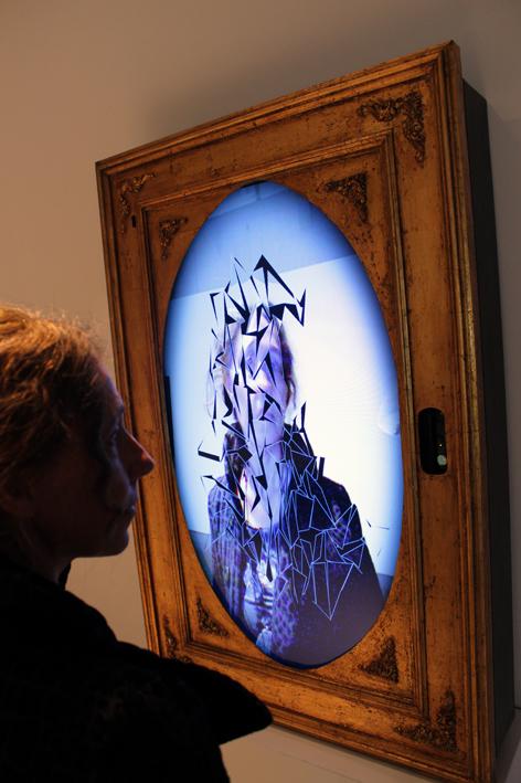FRUSTRATION (Psychosomatic series)   Interactive sculpture, 2012