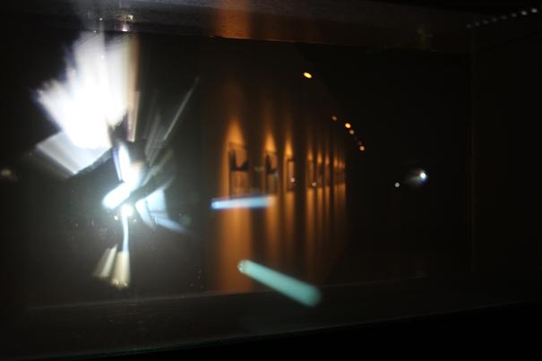 In the Aquarium 1m x 40m