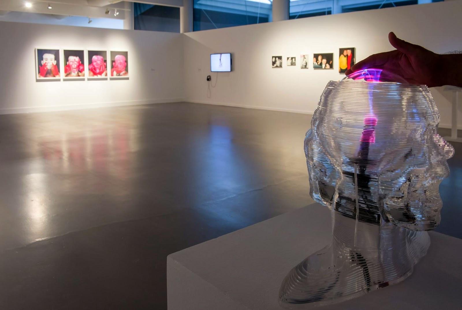 In MAC Museum of Contemporary Art Fenosa in La Coruña, Spain.