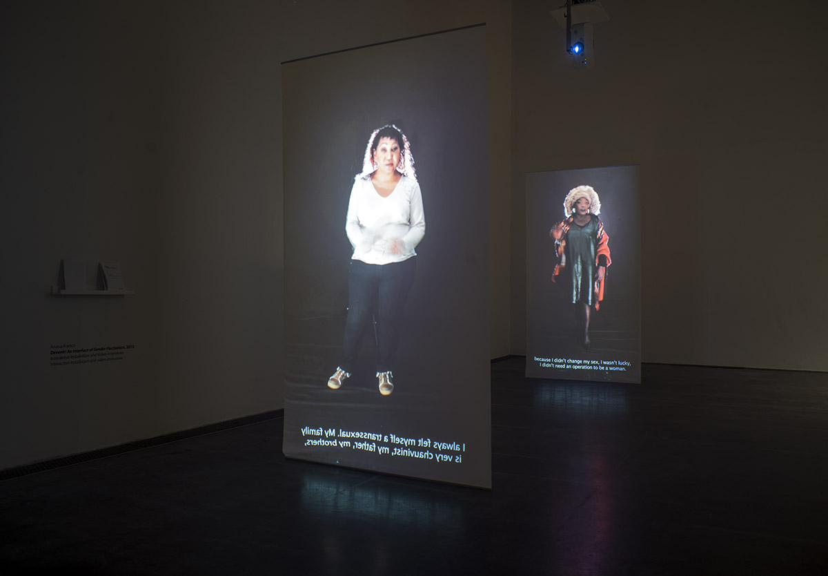 Exhibition at Edith Russ Haus, Oldenburg, Germany