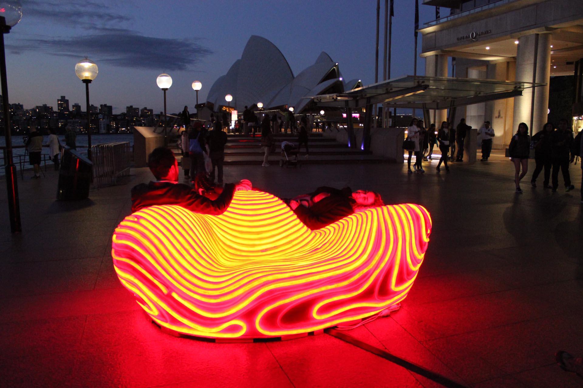 THE HEART OF THE CITY   Interactive Public art sculpture, 2015