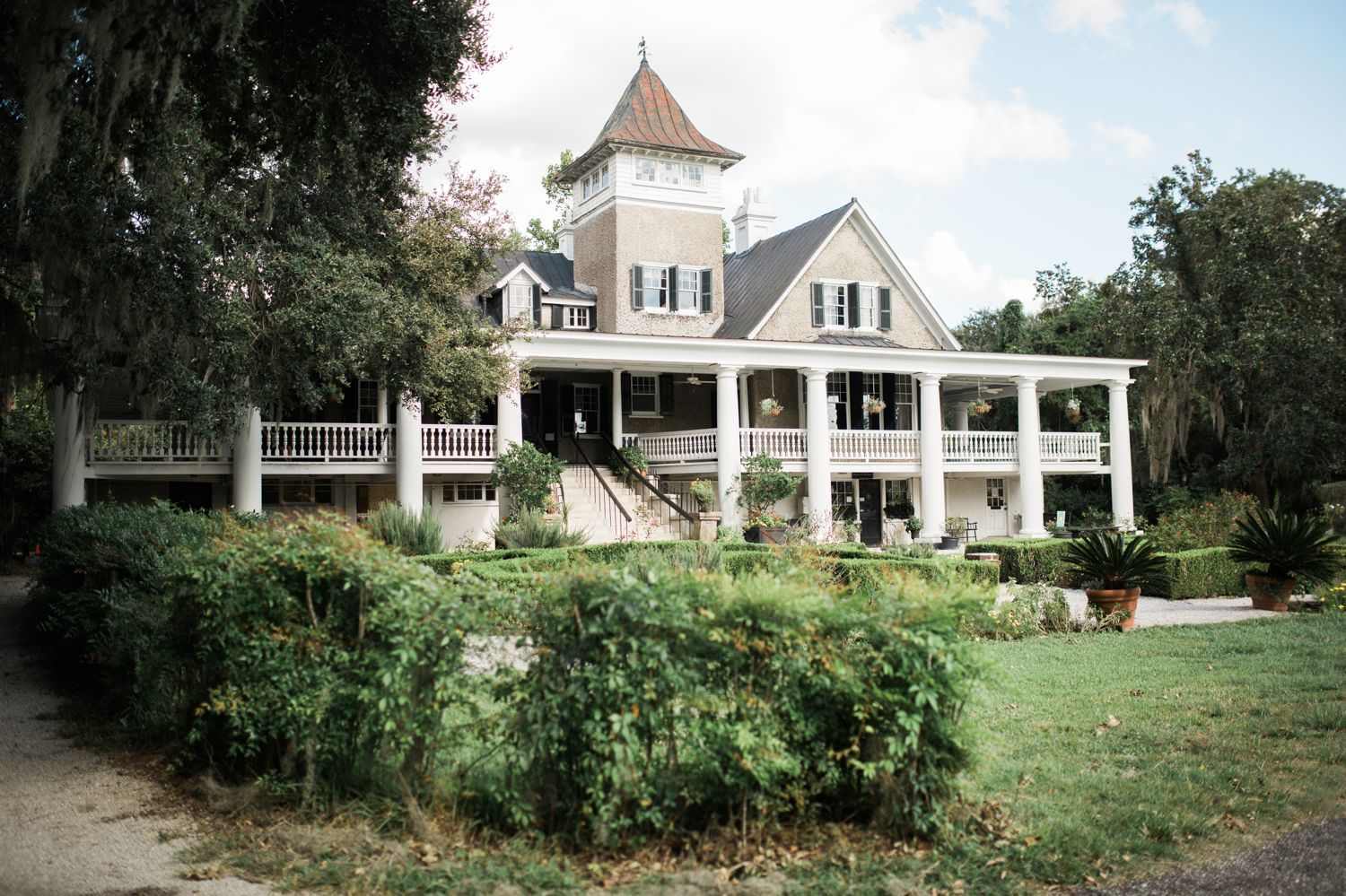 Magnolia's iconic Veranda (pictured above)
