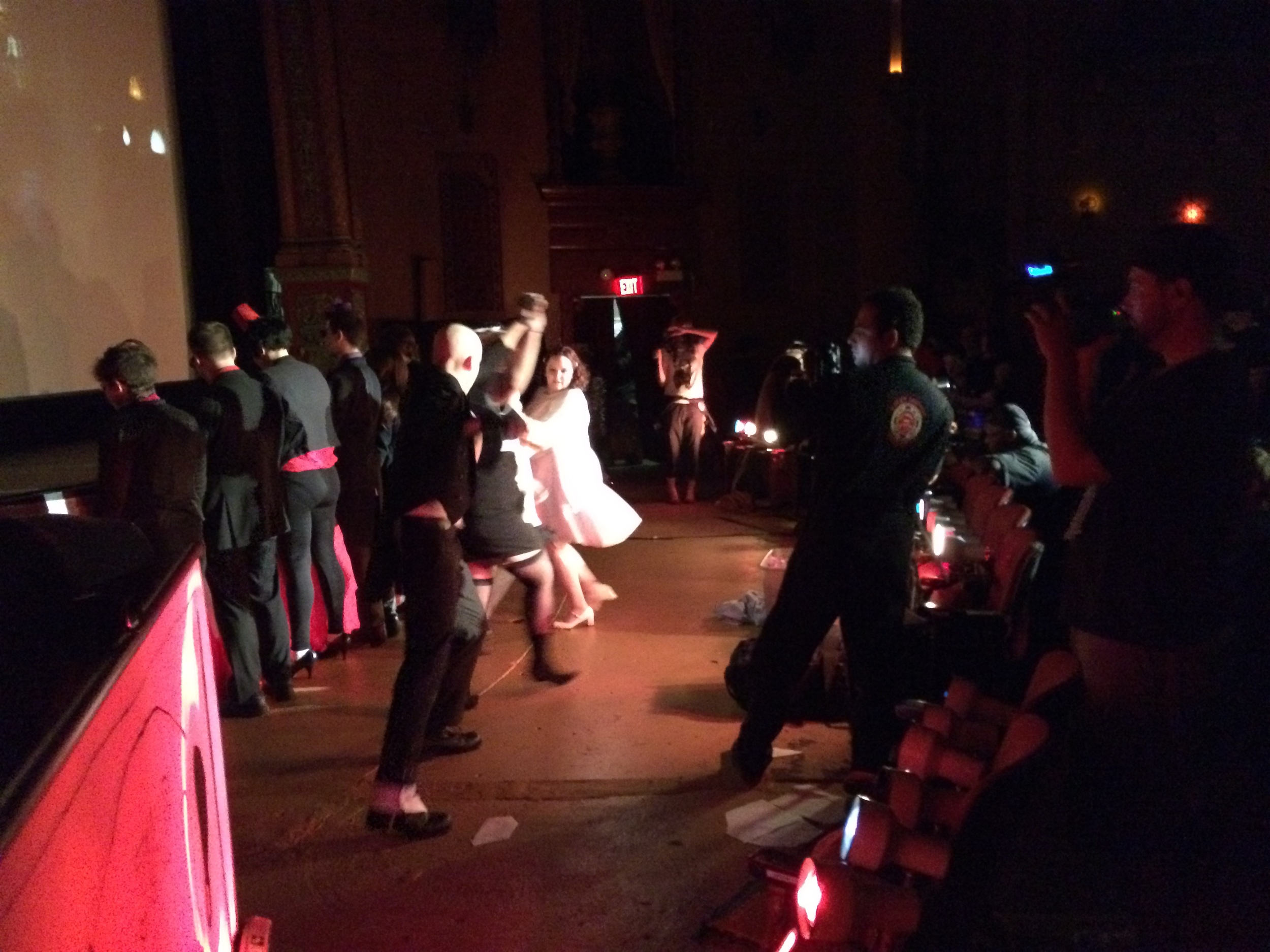 Shooting at The Transylvanian Carnivale - Chicago Rocky Horror Convention hosted by  Midnight Madness