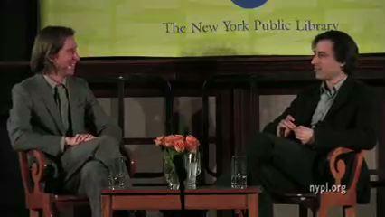 Wes Anderson + Noah Baumbach