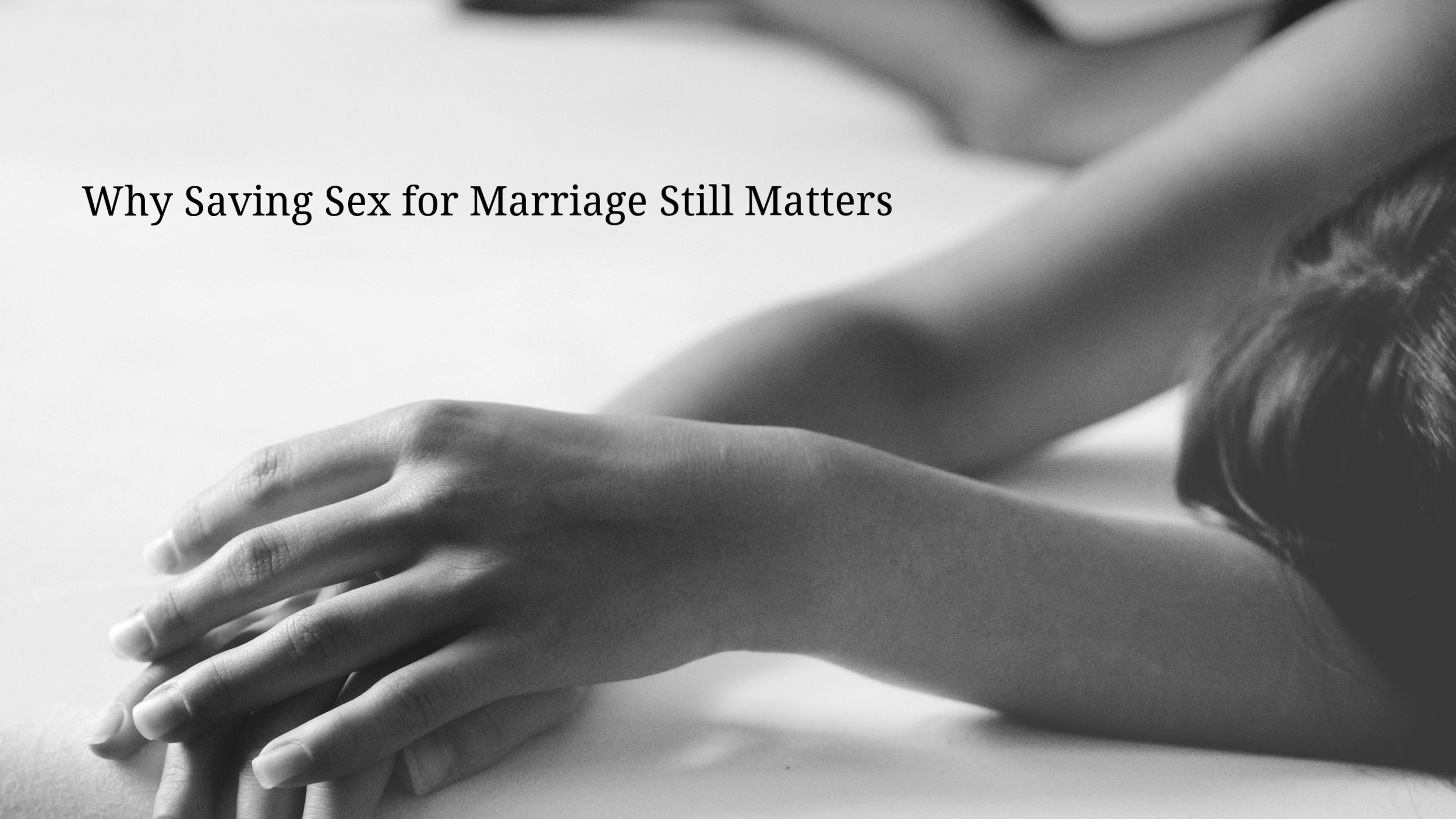 Sex-Marriage