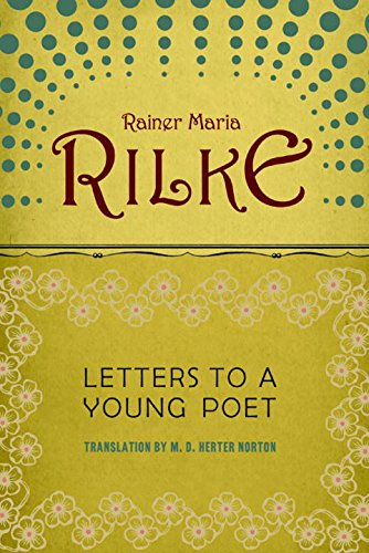 "Letters to a Young Poet  –Rainer Maria Rilke    If your preferred writing avenue is poetry rather than (or along with) fiction, these letters will speak to your verse-loving soul. I encourage you to  purchase the book , but the letters are also available  online for free .  In Letters to a Young Poet you will not find a ""how-to guide"" or an instruction manual for poetry writing. Instead you will discover a deep foray into the mind of a great poet. Rilke will remind you why you began writing if the first place. My favorite quote:   ""This most of all: ask yourself in the most silent hour of your night: must I write? Dig into yourself for a deep answer. And if this answer rings out in assent, if you meet this solemn question with a strong, simple ""I must"", then build your life in accordance with this necessity; your whole life, even into its humblest and most indifferent hour, must become a sign and witness to this impulse."""