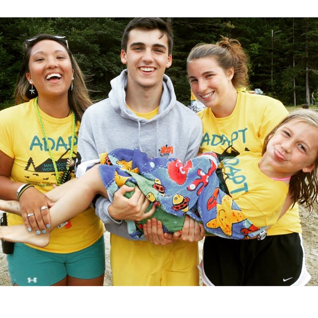 Summer camp registration is now open! You can view the summer program newsletter, download a registration form and schedule a our new website www.adaptnh.org also like the Facebook page ADAPT Adventure Summer Camp to get all the recent updates about this summer! ☀️