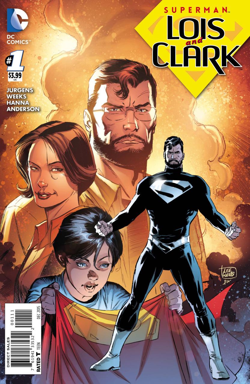 Superman: Lois and Clark #1-#3
