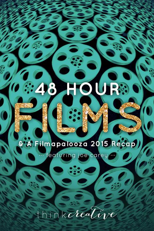 48 Hour Films & a Filmapalooza 2015 Recap     Think Creative