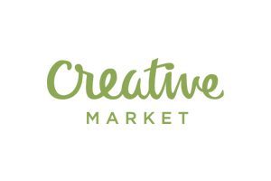 As Seen In Creative Market     Think Creative
