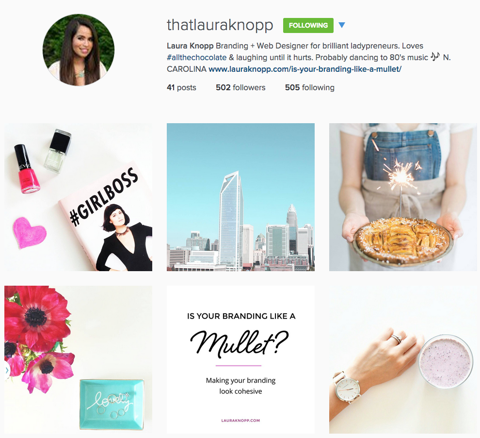 Create Color Consistency for Your Brand on Instagram
