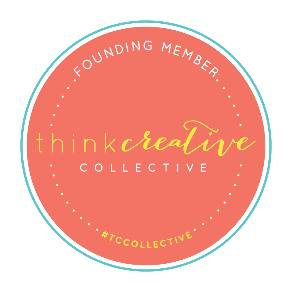 Think Creative Collective Founding Member - #TCCollective