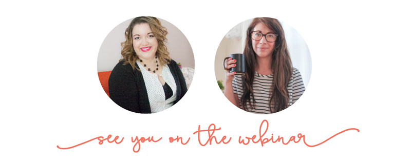 see you on the webinar - Think Creative & Emylee Says