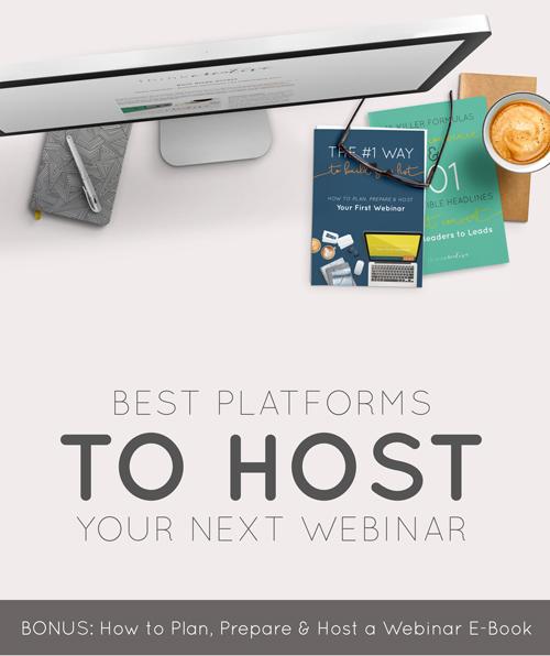 Best Platforms to Host Your Next Webinar  |  Comparison between Go To Webinar, Google Hangout on Air & Webinar Jam  |  Think Creative