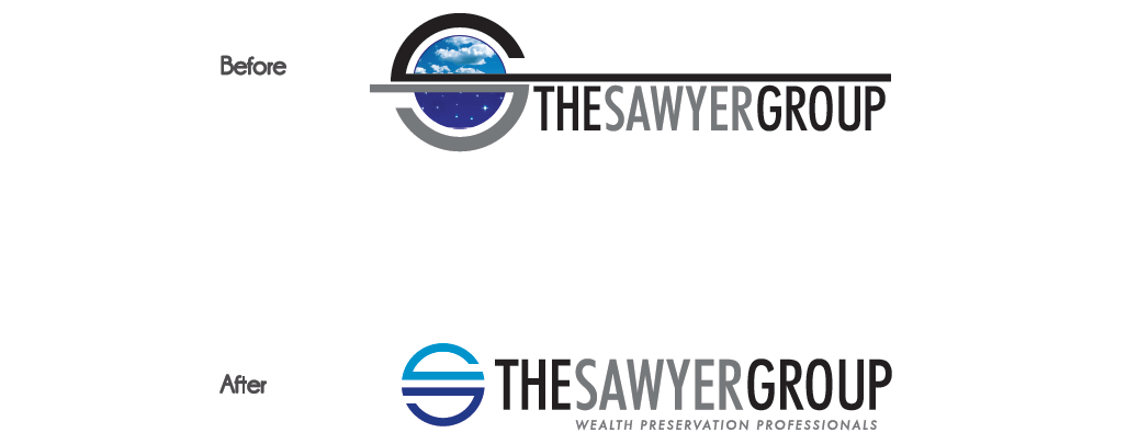 The Sawyer Group ReBrand     Think Creative Collective