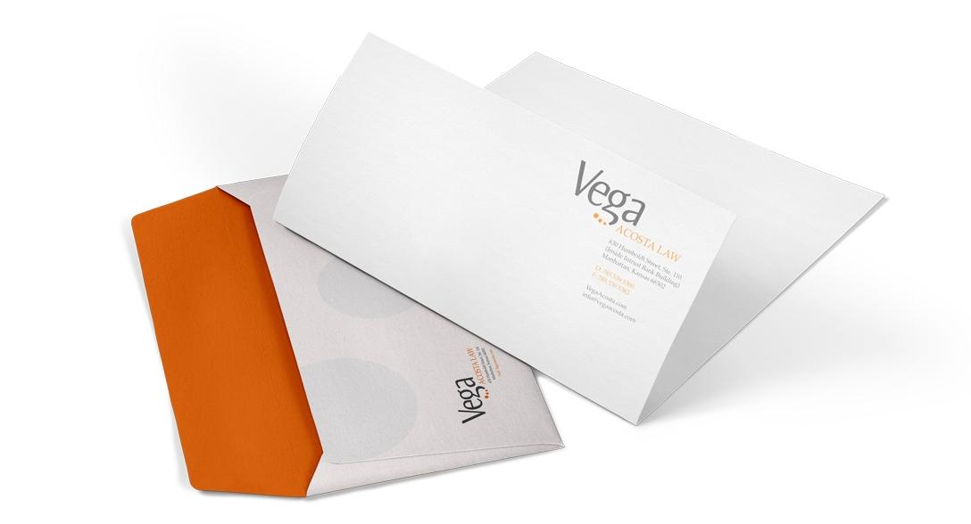 Vega Acosta Law Identity  |  Think Creative Collective