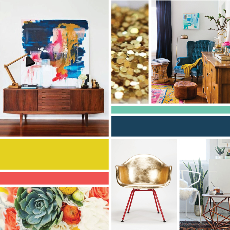 Think Creative Collective Inspiration Board