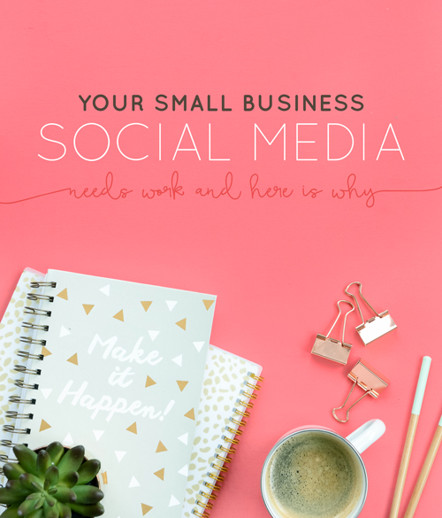 Your business is missing its marketing department and here's how to fix it: let's talk social media for a minute. When was the last time you sat down and looked at your social media efforts with the eye of a business boss? Are you able to look at your posts on the various platforms you're on and tell us the data? Do you have reasons as to why you posted that image or that caption on that day or time? Or is what you're doing on social media similar to your mindset when you're strolling through the Dollar Spot at Target? | Think Creative Collective