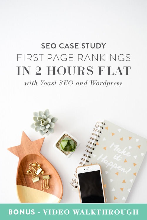 If you're reading this, you might have gone through the overwhelming task of learning SEO and are just curious how to optimize your posts so that they can rank first page on Google and other search engines. With just a few deliberate tweaks to your content, you too can rank! | Think Creative Collective