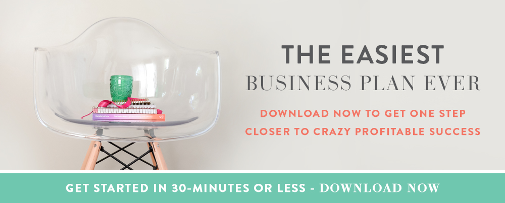 The Easiest Business Plan Ever - Download Now