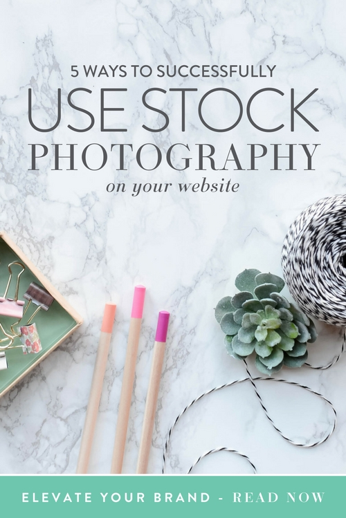 Many of my website design clients aren't photographers, but they know they need great photos to make their website design pop. The trick isn't finding stock photography (it's all over the internet), but finding the right stock images and making them work for your website.  Here's the thing: if you use the wrong images on your website, you're going to run into problems.  |  Think Creative Collective