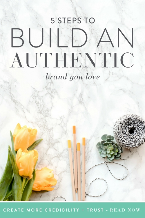 "Building a brand that's authentic and that you love could be the difference between having a successful business and one that's not. Why? Because having a brand that's authentic means being more in tune with who you are and where your passions lie as well as the needs of your audience. When I started my business as a branding strategist and designer 10 years ago, I wasn't authentic at all. I did what I thought I needed to do. I offered a limitless amount of services, I talked about everything that I did, and I left ""me"" out of the equation. As I progressed in my career, I came to realize that I was making a huge mistake that was basically limiting my success.  