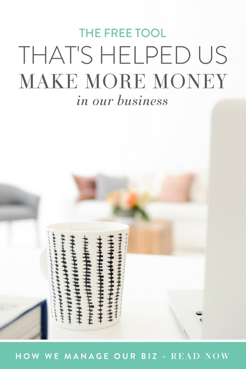 We are firm believers in waiting to invest until the time is right. That said, we never imagined how much we could benefit from using a free product. In fact, how much more money we would make — we're talking over $125k in 9 months.  |  Think Creative Collective