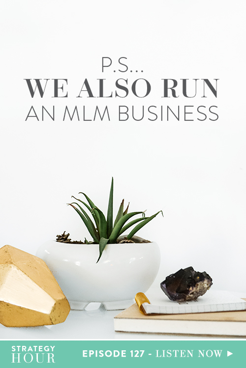 """Surprise! We also have another business that's not TCC! If you haven't already heard, the truth is, we are actually oily, hippie weirdos. The cat's out the bag and this is what we are going to be talking about today; our discovery, love and business venture into Young Living Oils and how it blends into our full-time job at TCC. Young Living Oils has been life-changing for both of us. We started using them to help with our migraines, insomnia and recurrent illnesses. They helped us feel amazing, be healthier and make clearer decisions in all aspects of our lives. Then, we realized, """"Hey, wait. There could be a business opportunity in this.""""  