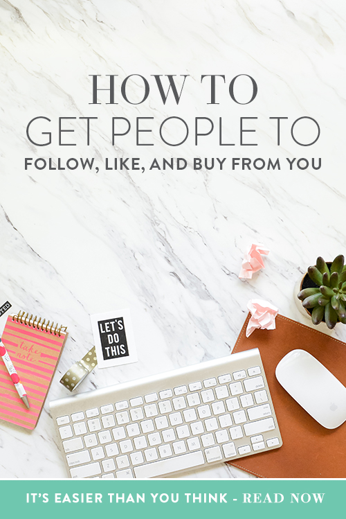Sounds pretty dreamy right? Someone finds you online. They are interested in what you have to offer and learn to more about you. They like what you do, say, and sell and eventually buy. Well folks, to make this happen you really have to focus on a couple of key things.  |  Think Creative Collective