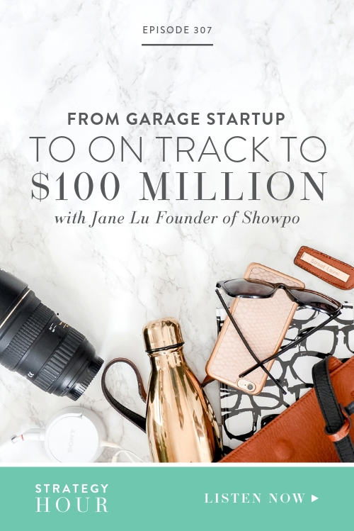 Hey everybody and welcome back to the Strategy Hour Podcast! Today we are very, very excited to have Jane Lu as our guest. Jane is the founder of Showpo and has been in Forbes, Cosmopolitan and won numerous awards for her business! What started as a small clothing store in her parents garage in 2010 has grown and grown to the huge online store that is today.     The Strategy Hour Podcast    Boss Project