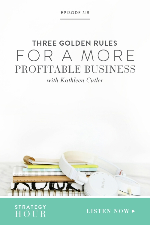 Today on the show we are joined by the wonderful and inspiring Kathleen Cutler! Kathleen has worked behind the scenes on multiple million dollar online stores with her main area of focus being jewelers. She has coached over a hundred different jewelers to help them achieve their business goals and get their products selling online, but Kathleen's expertise extends so much further than just jewelry!  |  The Strategy Hour Podcast  |  Boss Project