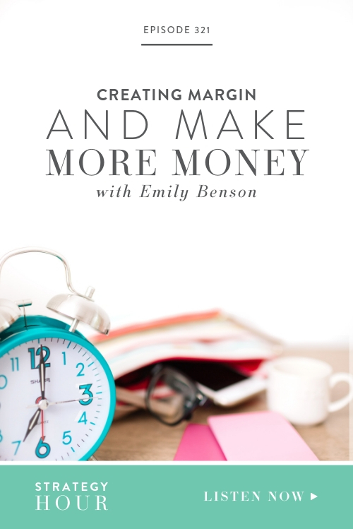 Our guest today, Emily Benson, is an expert in everything retail, working for companies like Abercrombie & Fitch and Club Monaco. Emily's boutique training academy is here to help lower that percentage, offering both beginner and advance coaching to people who want to grow their boutiques. But it's not only super helpful to product-based businesses; her advice is applicable to service-based babes too, because business is business, right?   |  The Strategy Hour Podcast  |  Boss Project