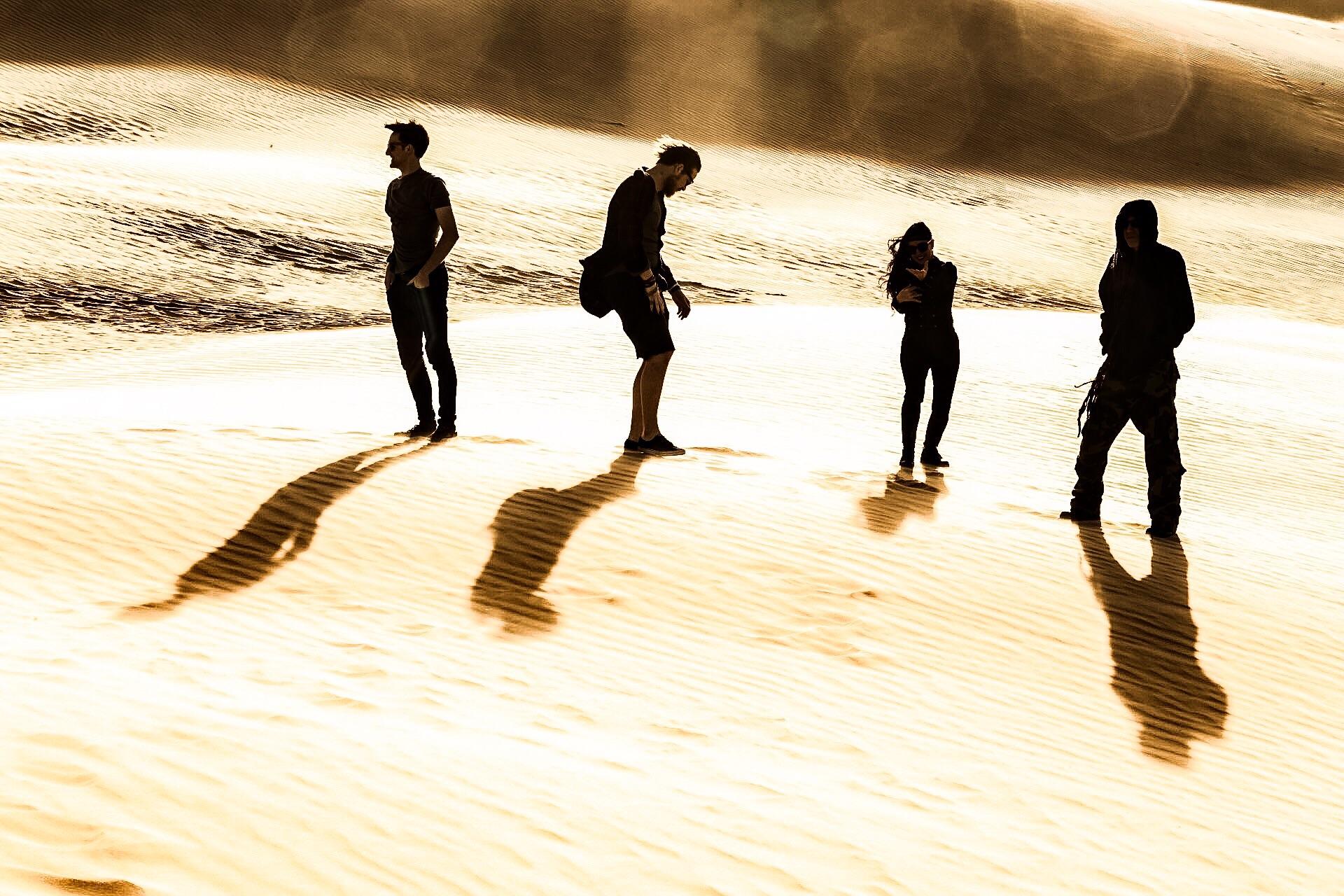 Imperial sand dunes in Arizona  Photo credit: Max Sequeira