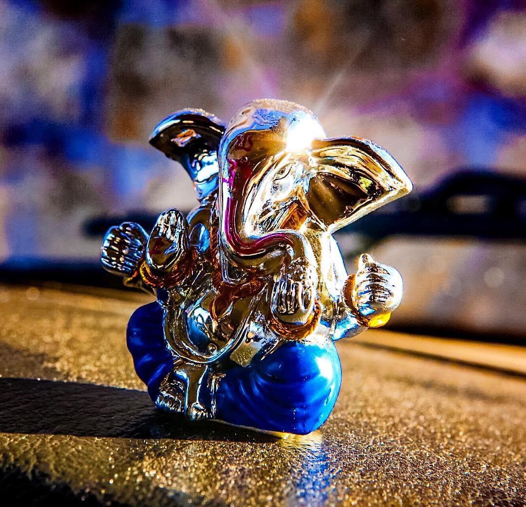 Ganesha  Photo credit: Max Sequeira