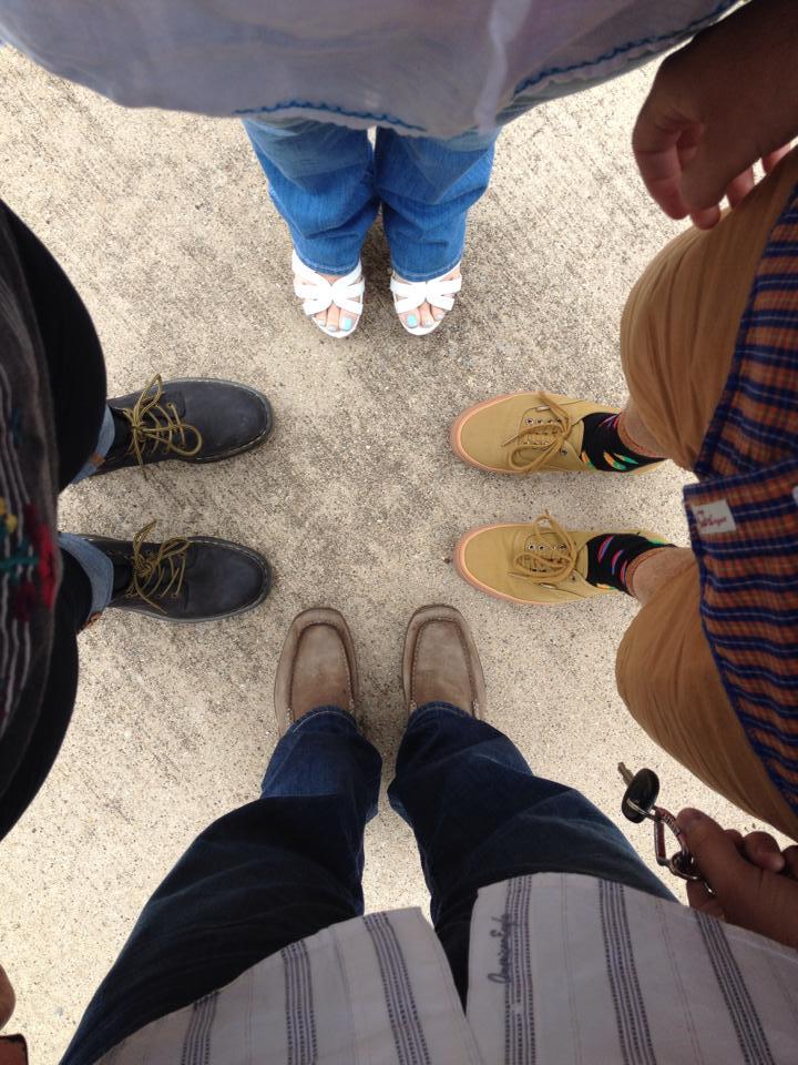 Levinson's Feet