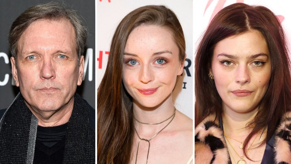 Martin Donovan, Kacey Rohl, Amber Anderson Star in BALDY