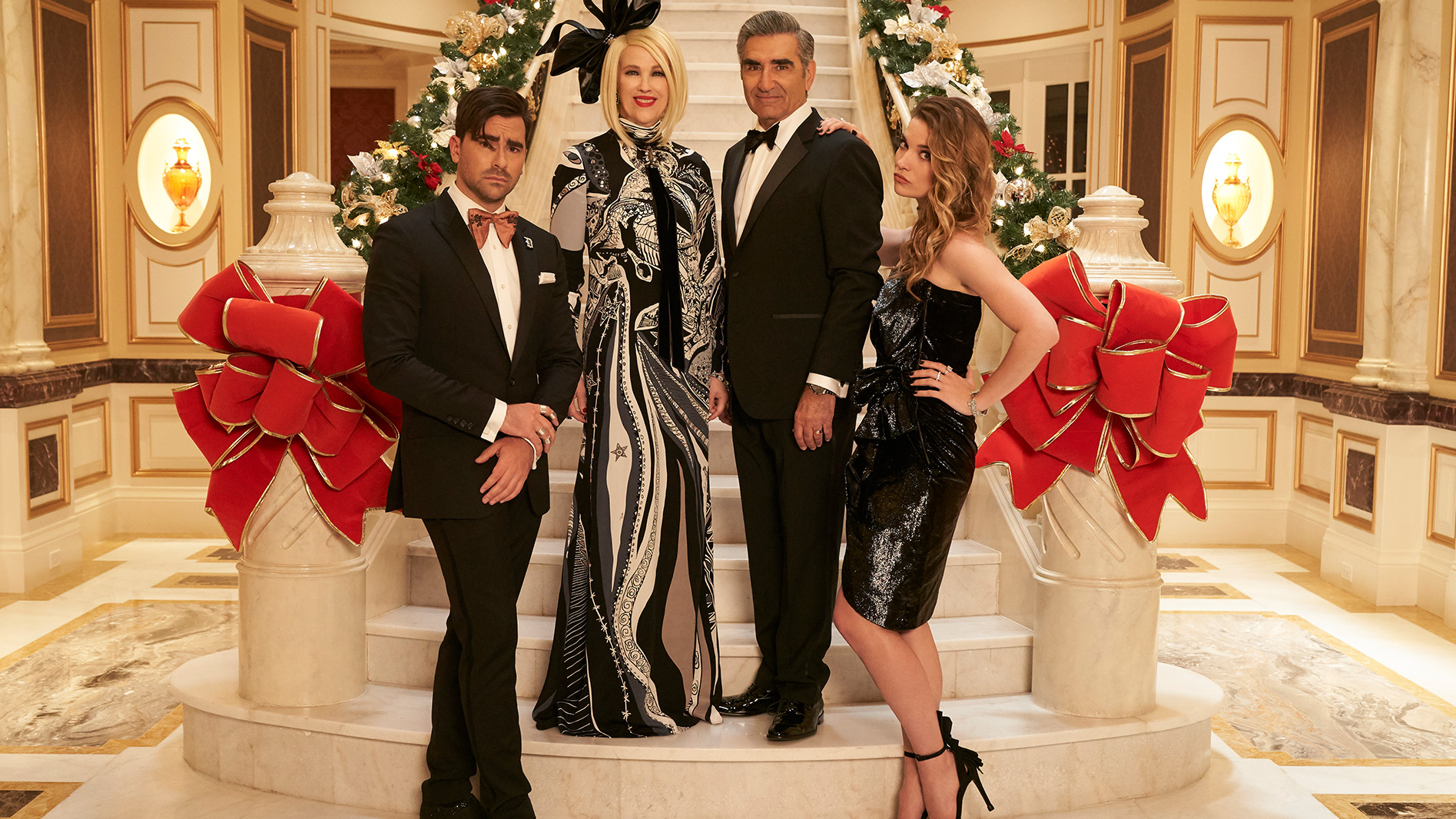 Andrew Cividino Co-Directed Schitt's Creek 2018 Holiday Special.