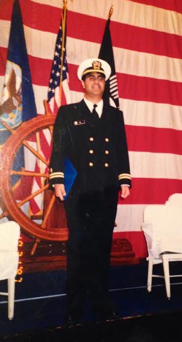 Dr. Vir US Navy 1997