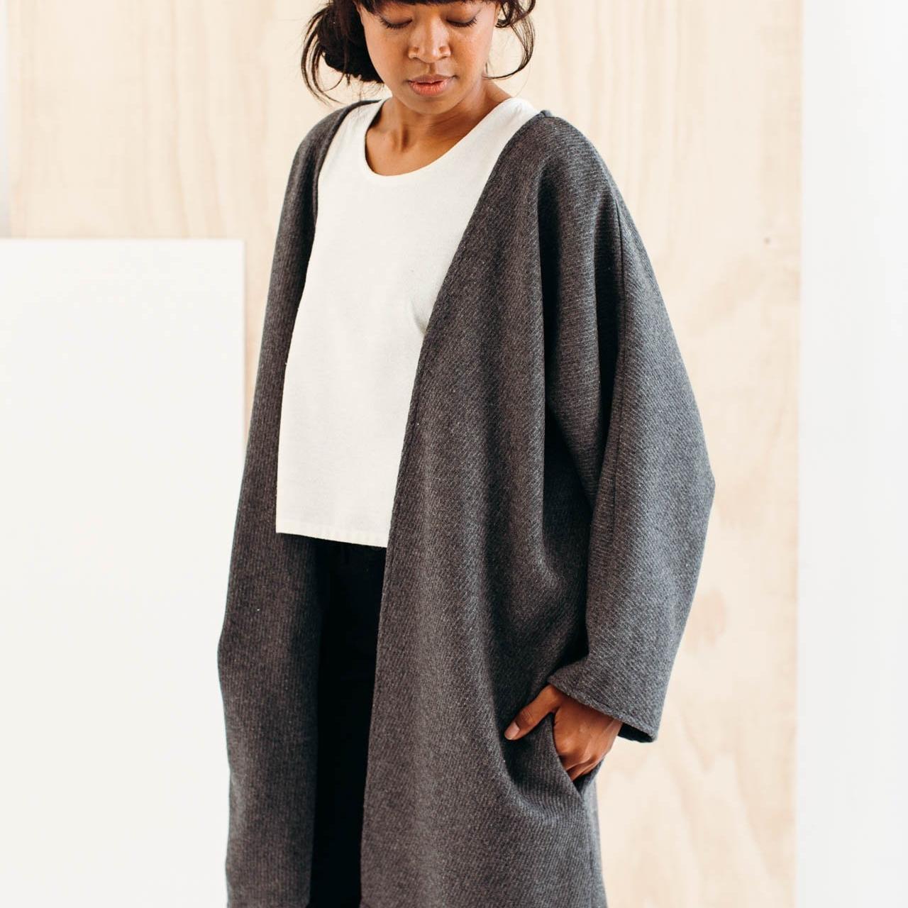 number o3 | the wool kimono