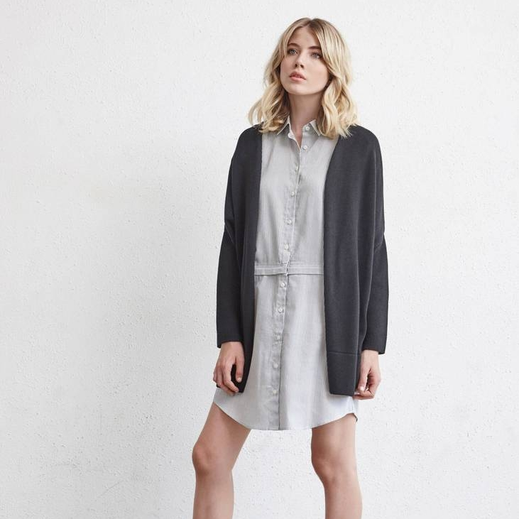 number o5 | the 3-in-1 cardigan
