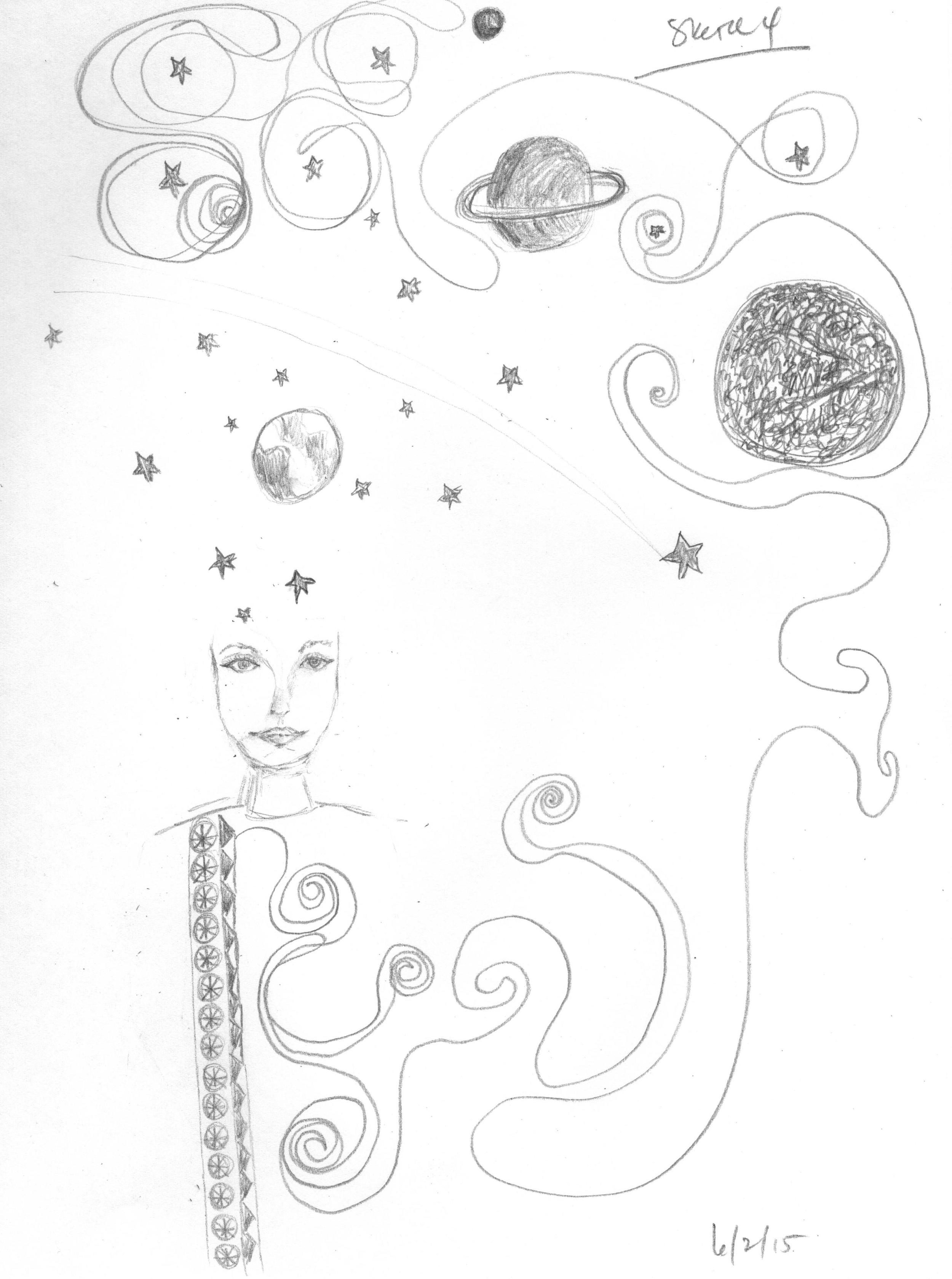 Universe in my brain