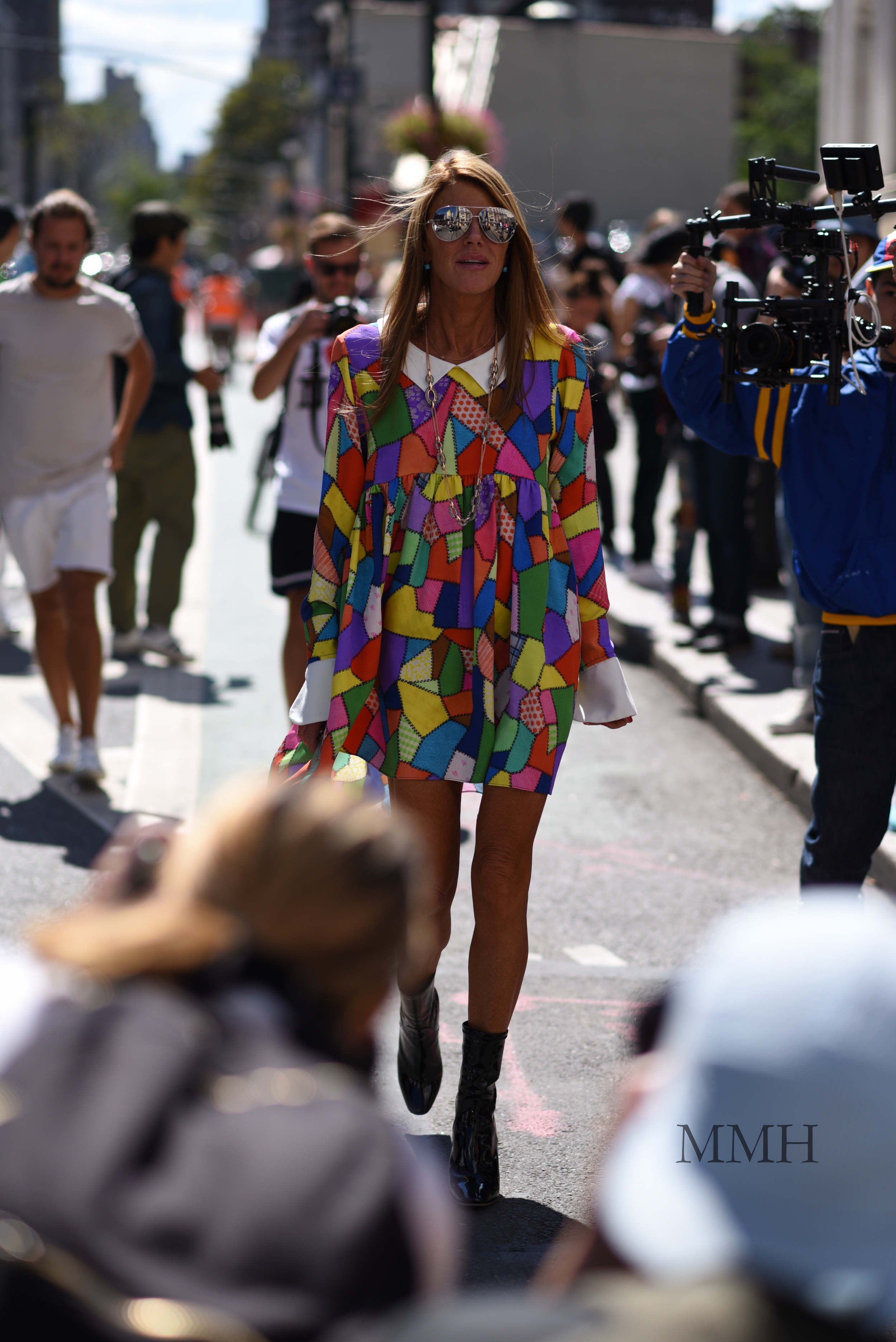 Anna Dello Russo, Editor-at-large for Vogue Japan