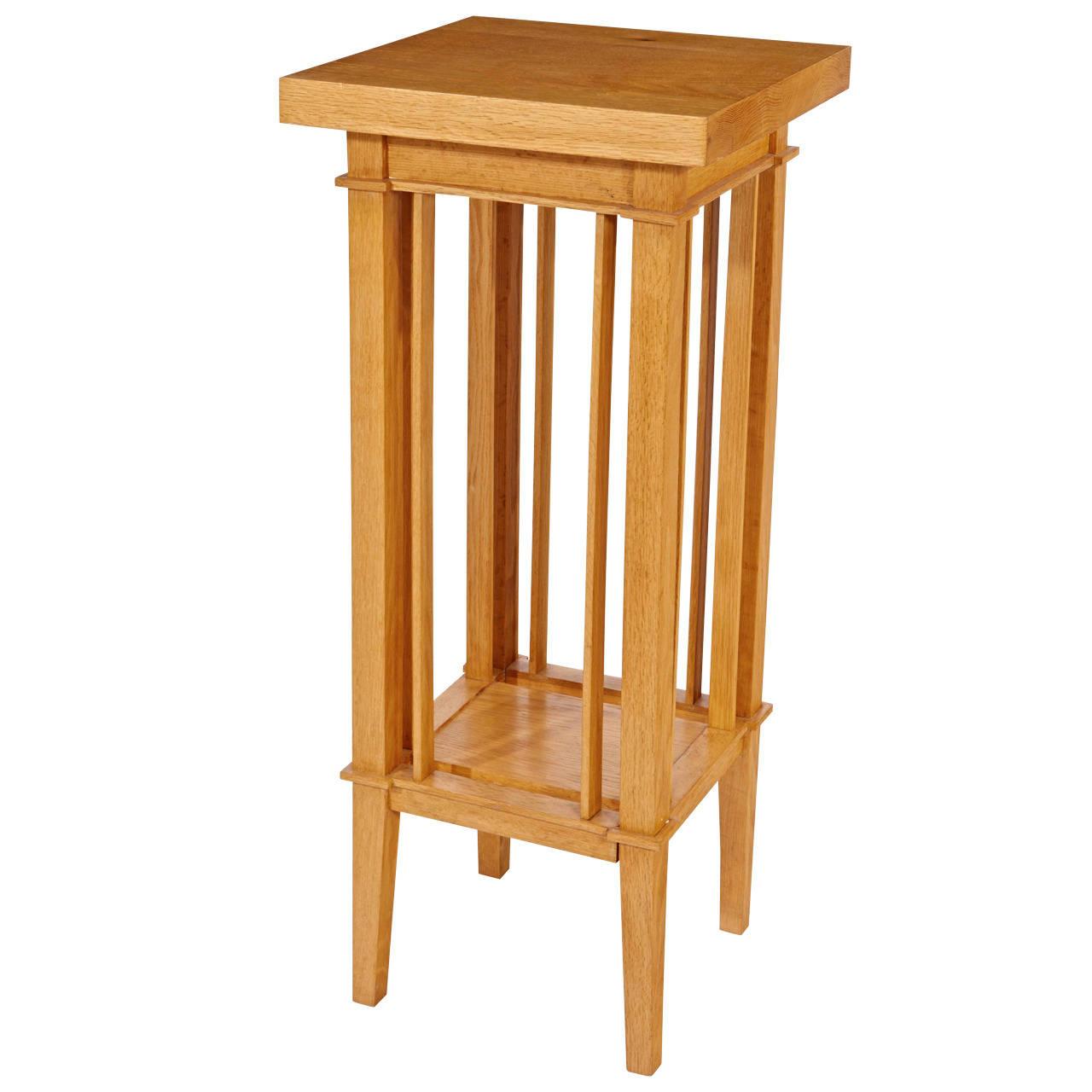 Frank Lloyd Wright  Pedestal $9,500