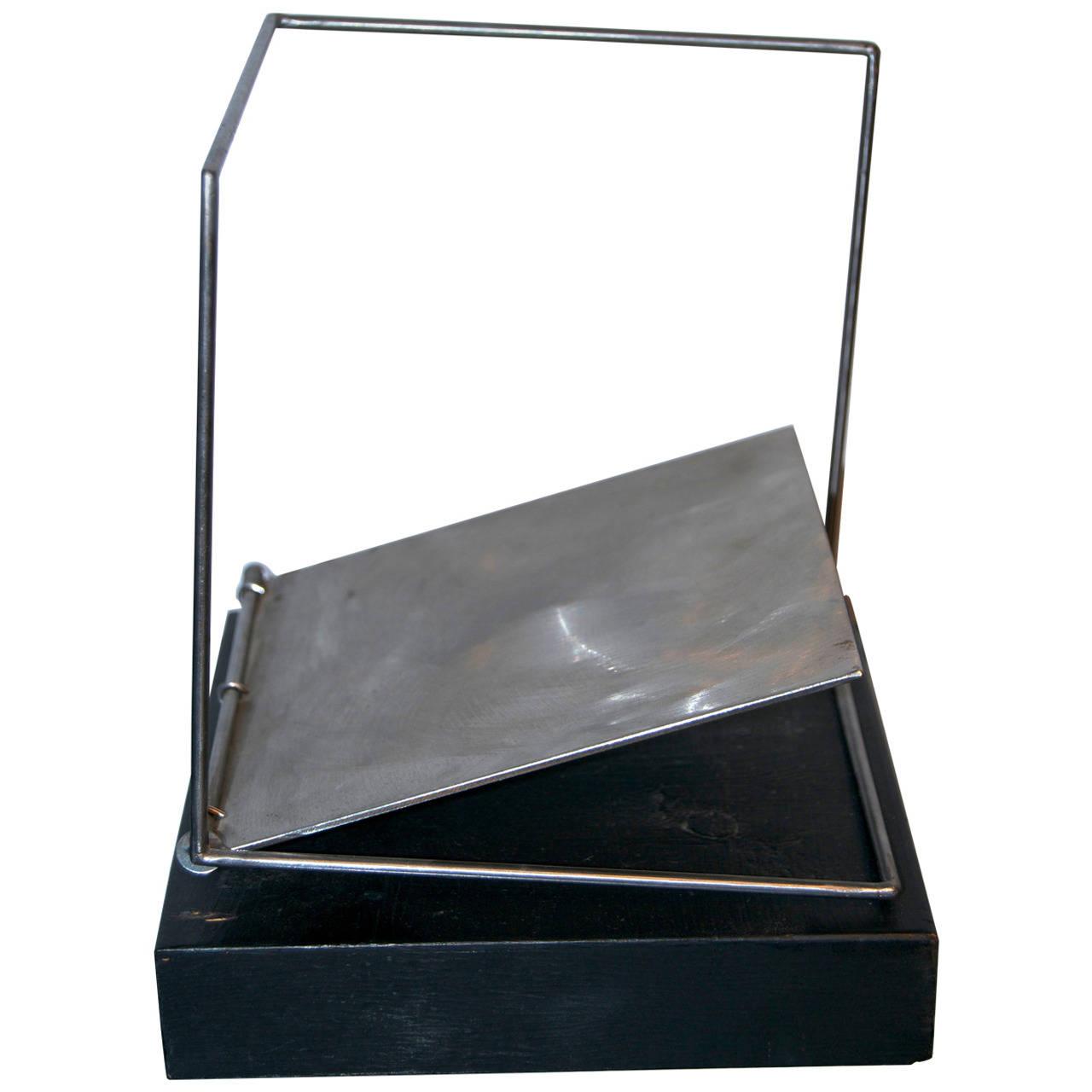 "George Rickey  ""Box"" Sculpture $15,000"
