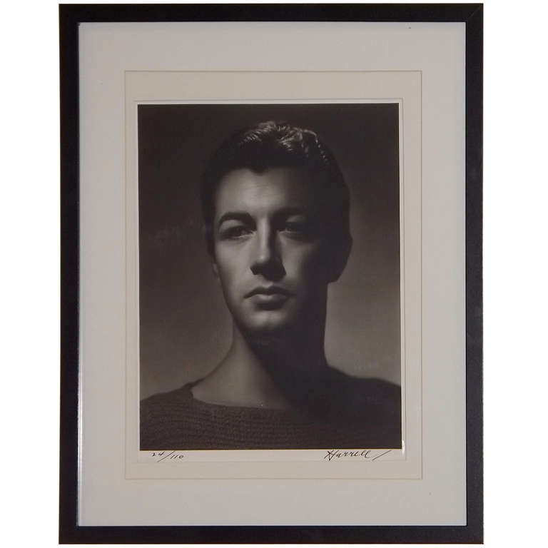 "George Hurrell   ""Robert Taylor"" Photograph $2,500"