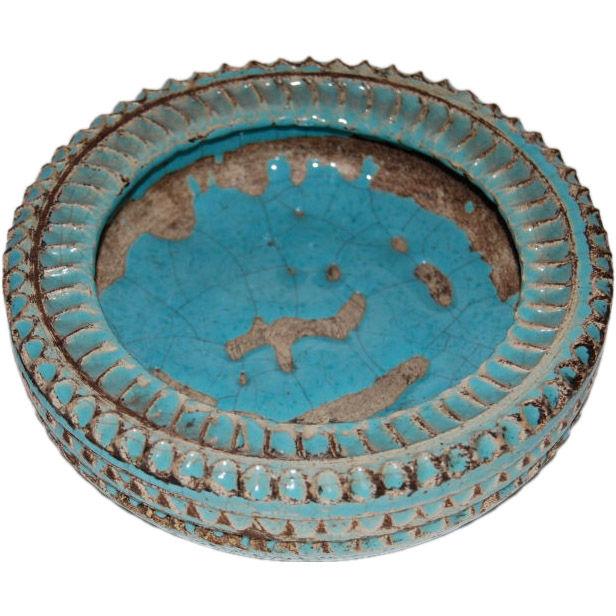 Jean Besnard  Low Ceramic Bowl $2,900