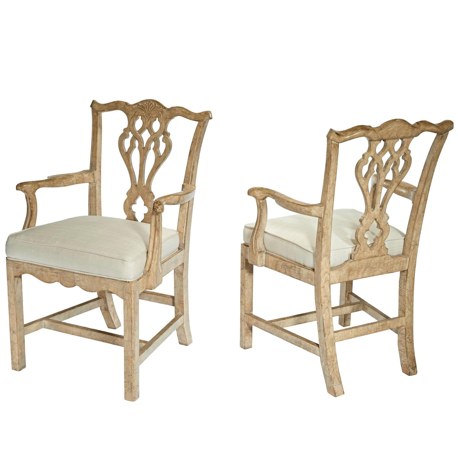 Frances Elkins  Quigley Pair of Armchairs $18,000