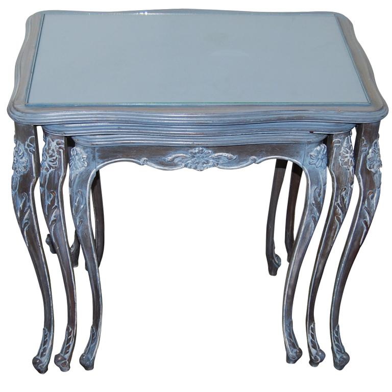 Maison Jansen  Nesting Tables $8,500