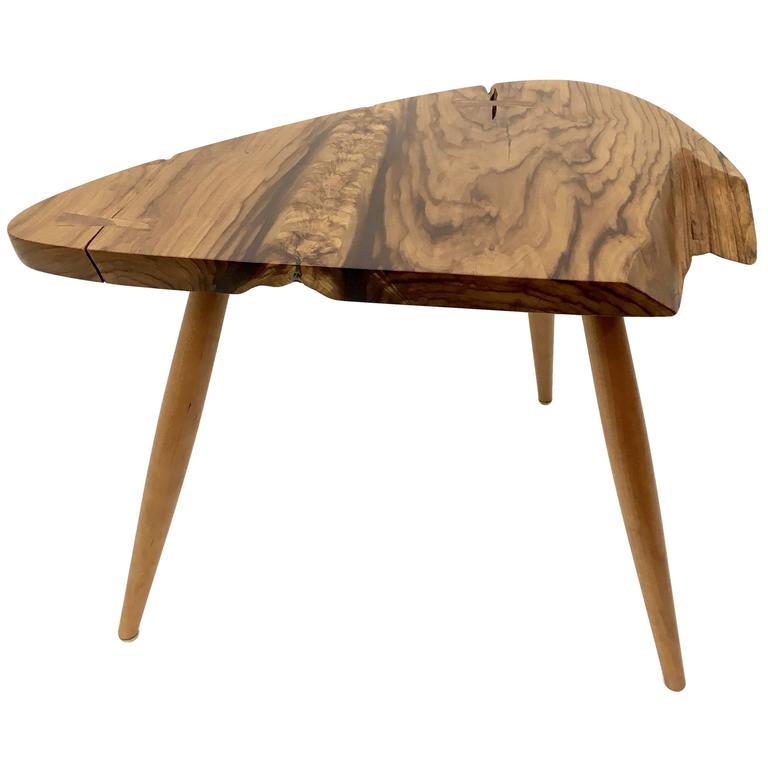 Mira Nakashima  Occasional Table $4,500